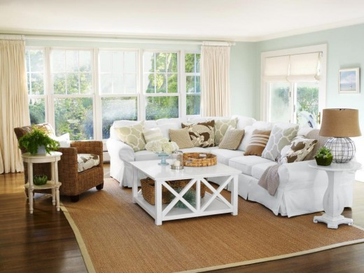 15 beautiful beach house decorating ideas sheplanet - Beach cottage decorating ideas ...