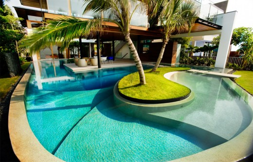 Beautiful Pool Designs 25 ideas about modern pool designs - sheplanet