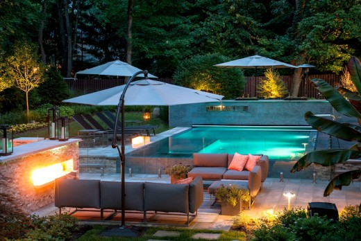modern commercial pool design ideas 15 lavish contemporary pool design